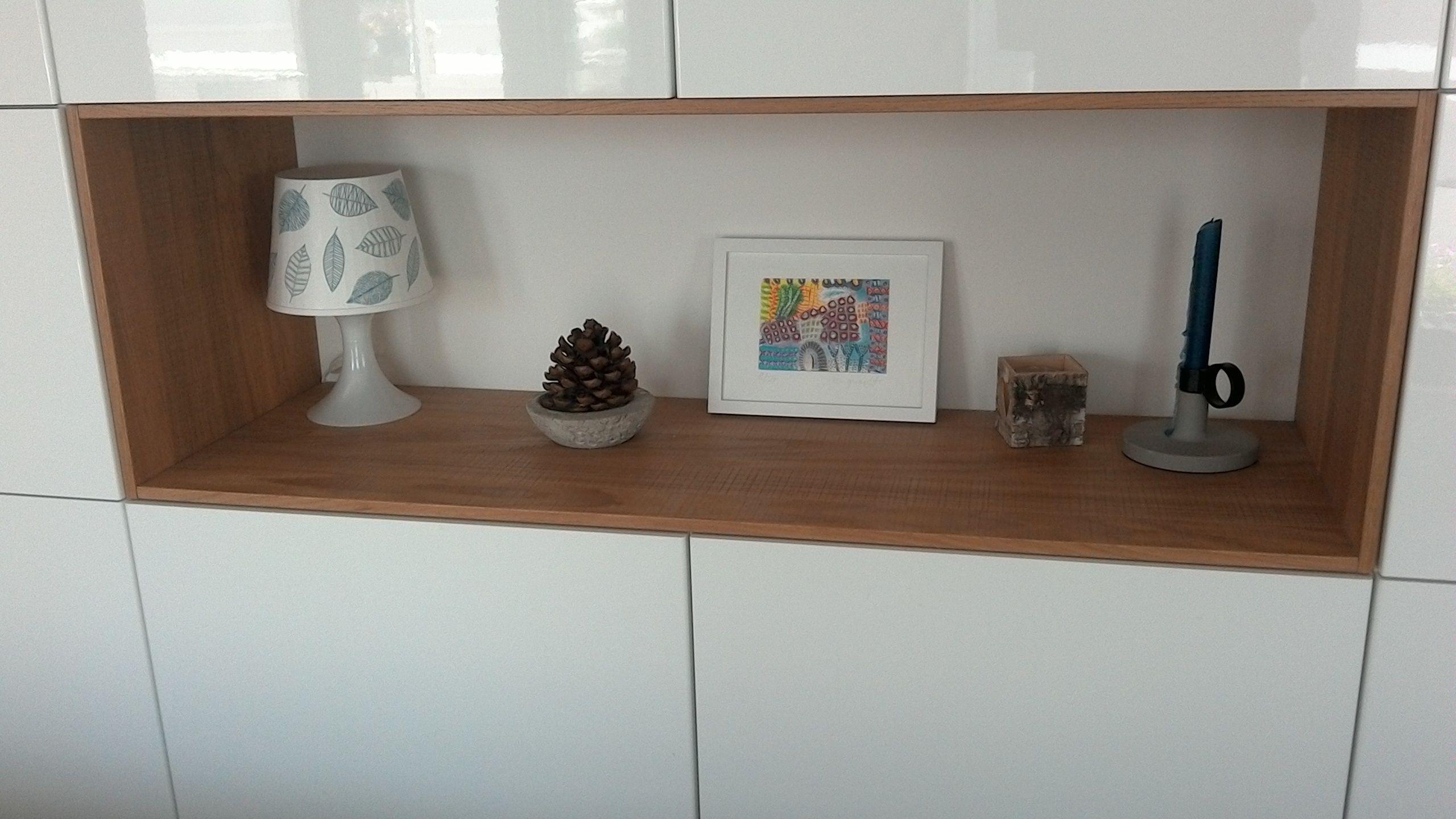 Ikea Method Ringhult plus Hyttan als Wohnzimmerschrank | DIY ...
