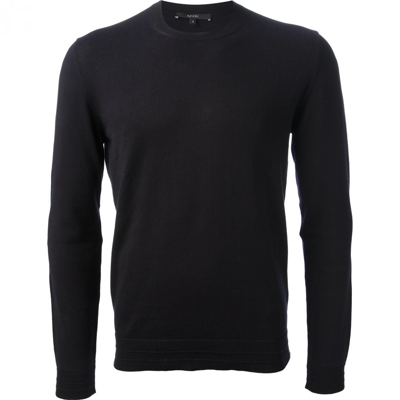 Gucci Slim Fit Knit Sweater as seen on Tom Hiddleston