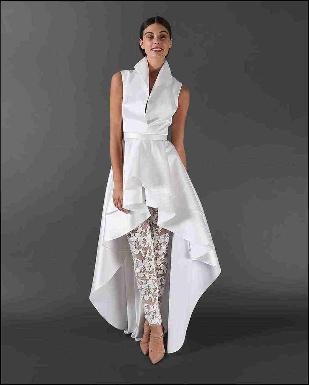 9648c5fad55be wedding pant suits for the bride