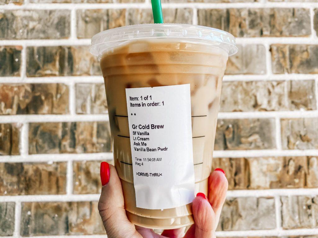 23+ Vanilla iced coffee dunkin calories inspirations