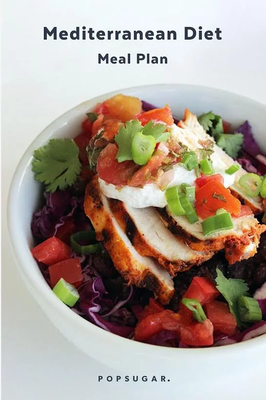 Curious About the Mediterranean Diet? Here's a Week of Meals to Get You Started