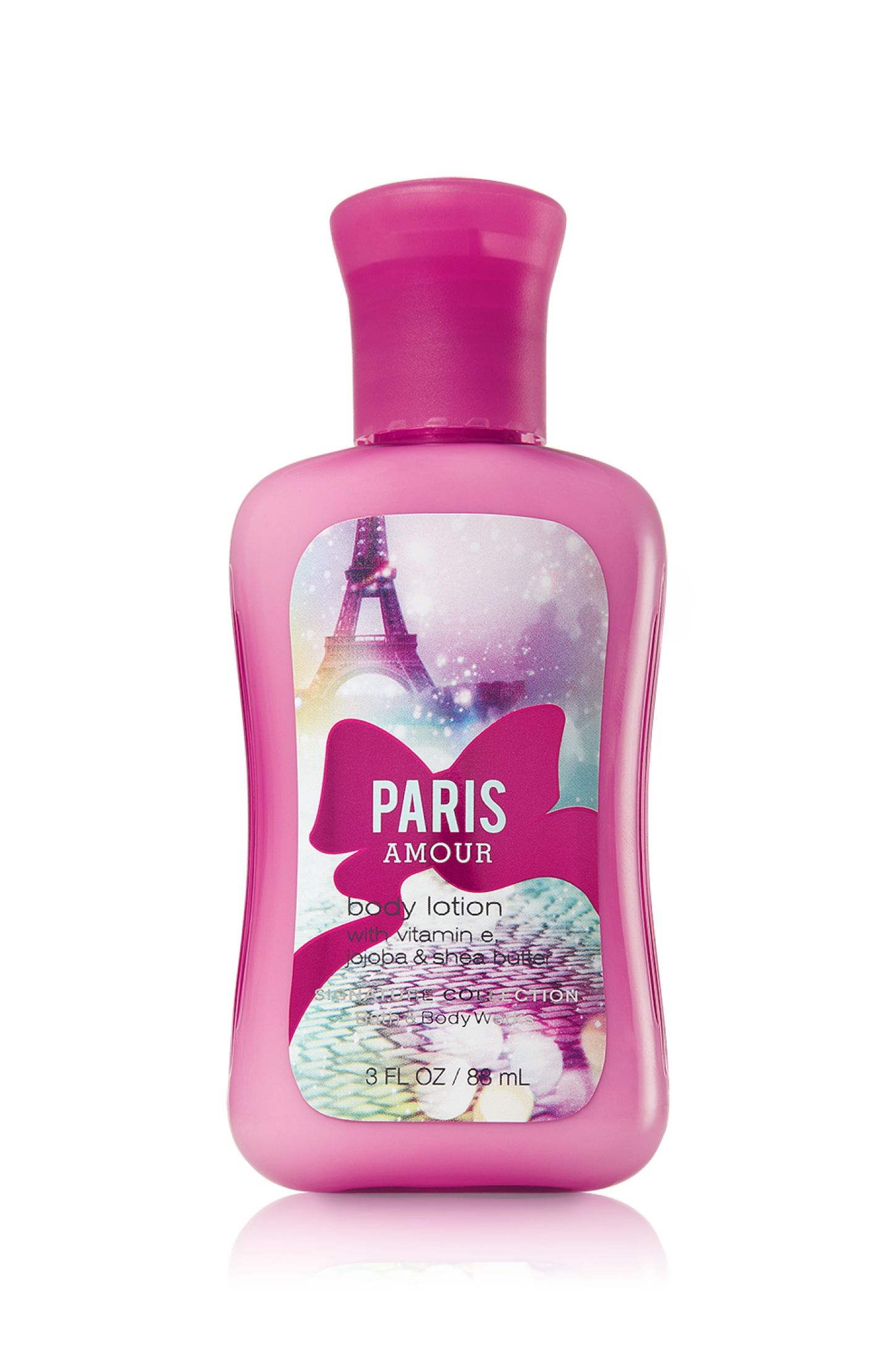 Paris Amour Travel Size Body Lotion Signature Collection Bath