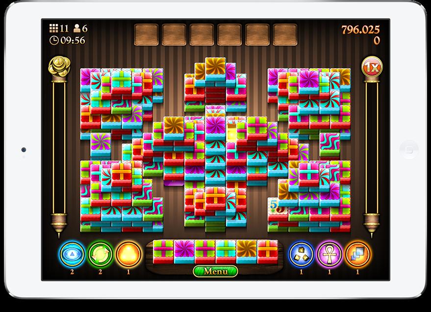 iOS iPad game Mahjong Venice Mystery Puzzle   Venice Mystery ...