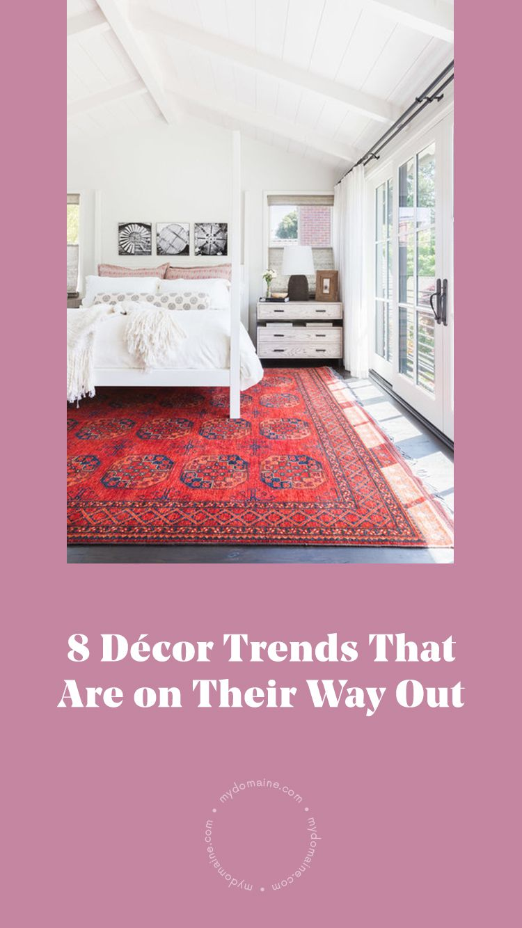 8 d cor trends that are on the way out and what to - Decorating trends to avoid ...