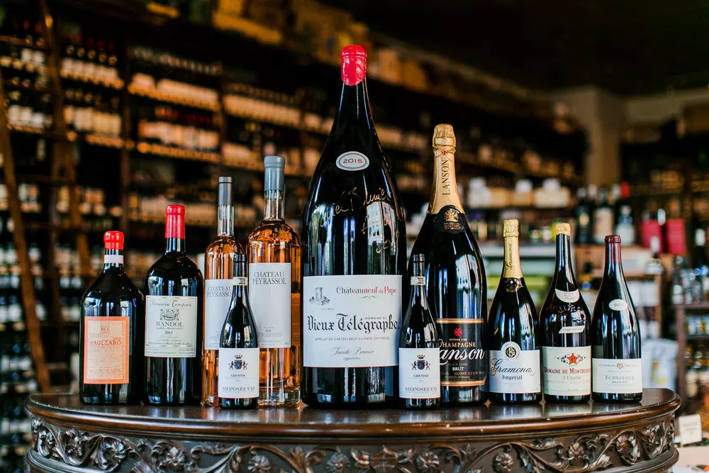 New Orleans Wine Shops Open for Takeout or Delivery Booze