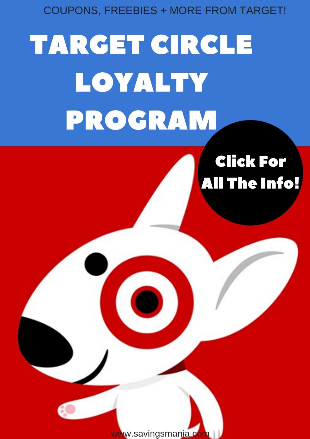 Target Circle Loyalty Program Target Deals