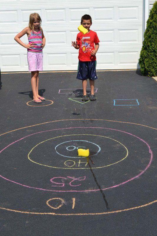 32 preiswerte Aktivitäten, die Deine Kinder den ganzen Sommer beschäftigen werden #schoolparties