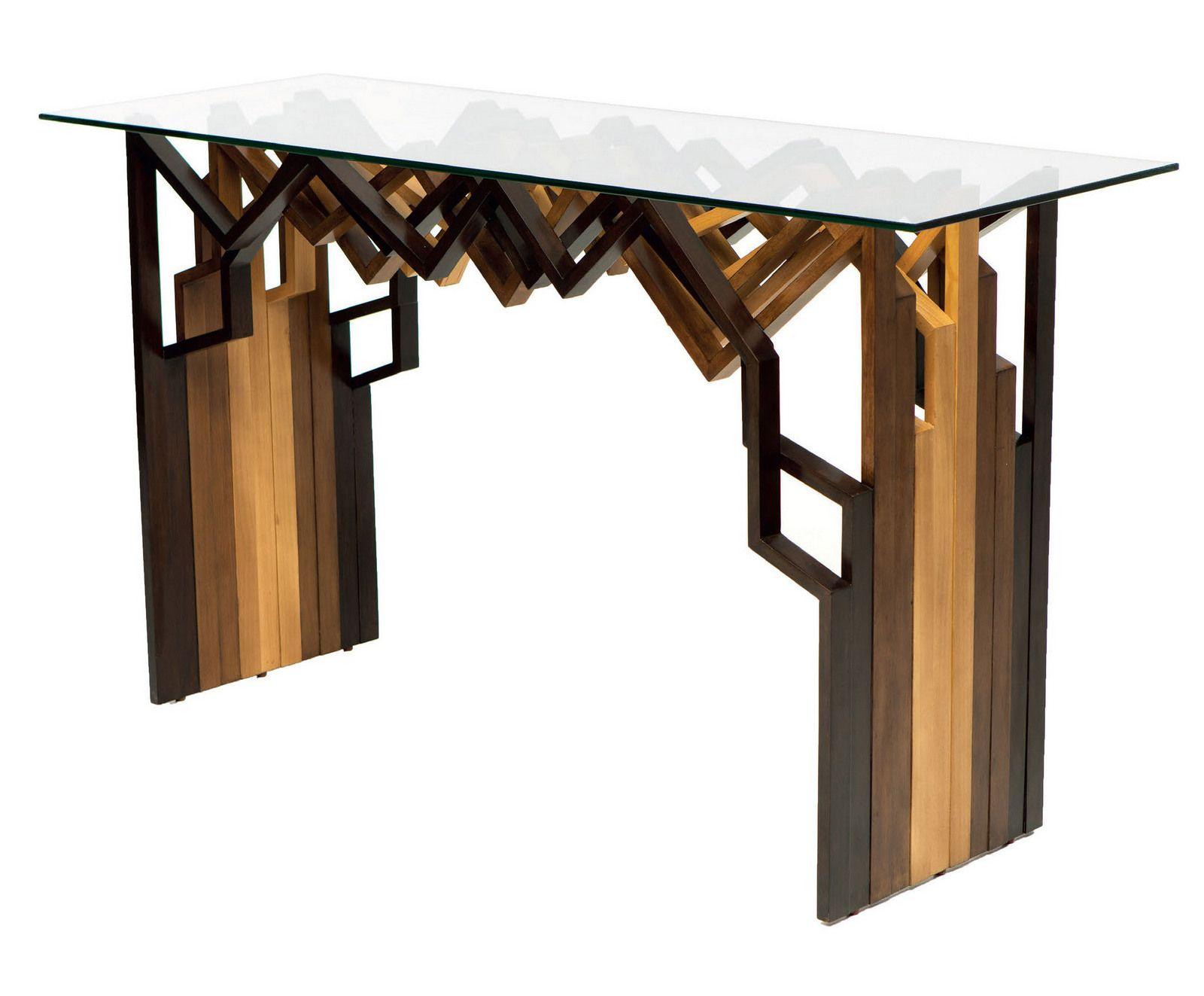 Zagi Console Table by Vito Selma