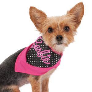 Lobster Tie On Dog Bandana Friends dog bandana  Dog bandana  Dog scarf  Pet bandana  Bandana for dogs
