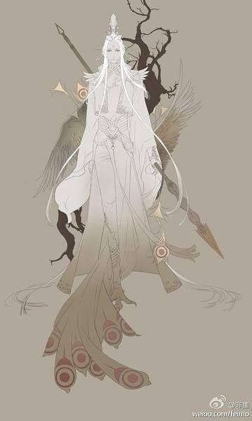 Lord Shen Ilustraciones Diseno De Personajes Dibujos De Animales