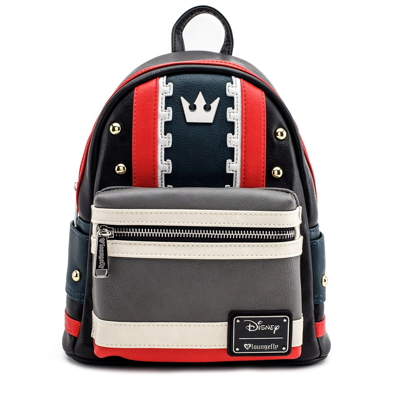 c7e80d89cf9 Loungefly x Kingdom Hearts 3 Sora Cosplay Mini Backpack - Disney - Brands