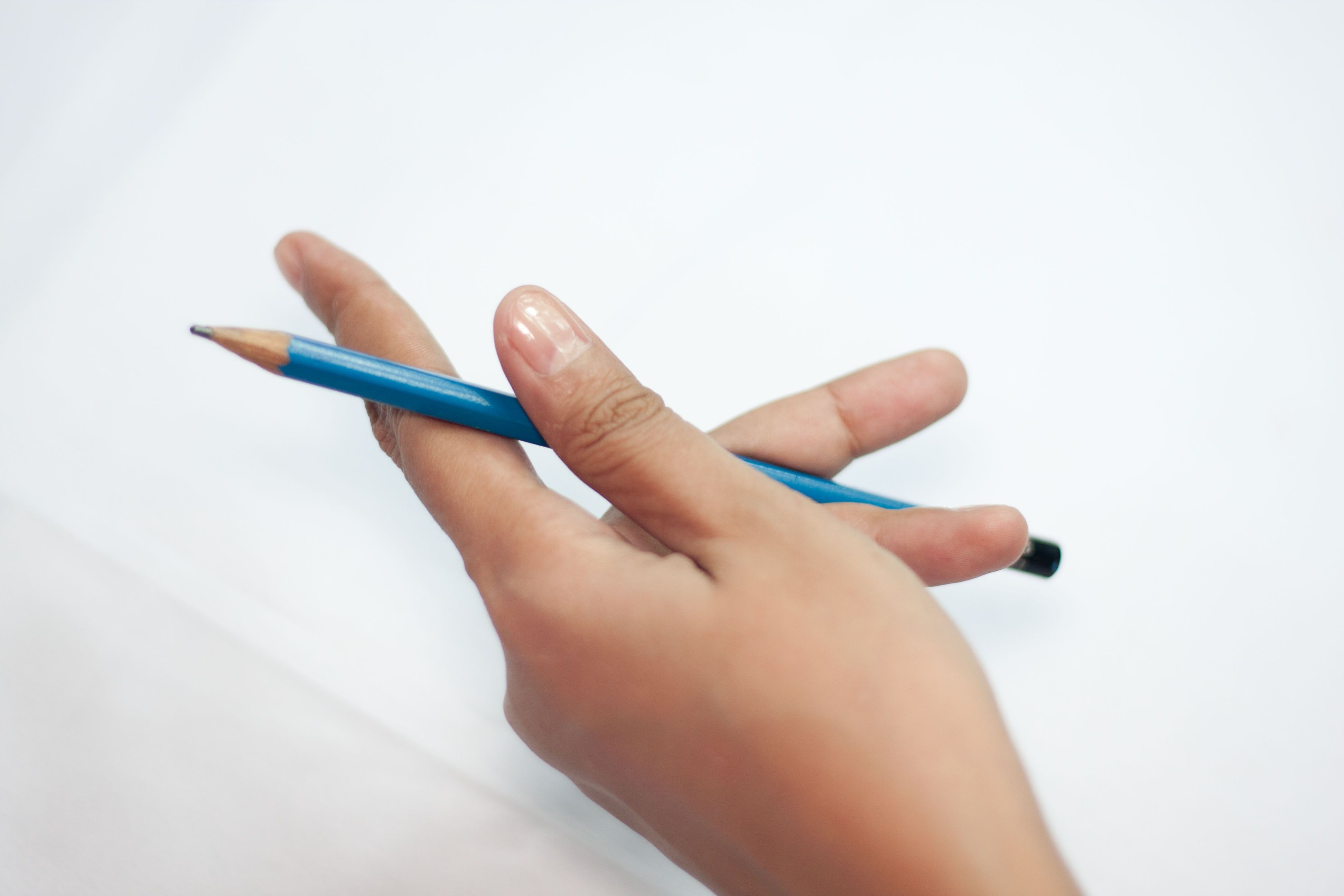 Spin A Pencil Around Your Middle Finger Everything Is Awesome