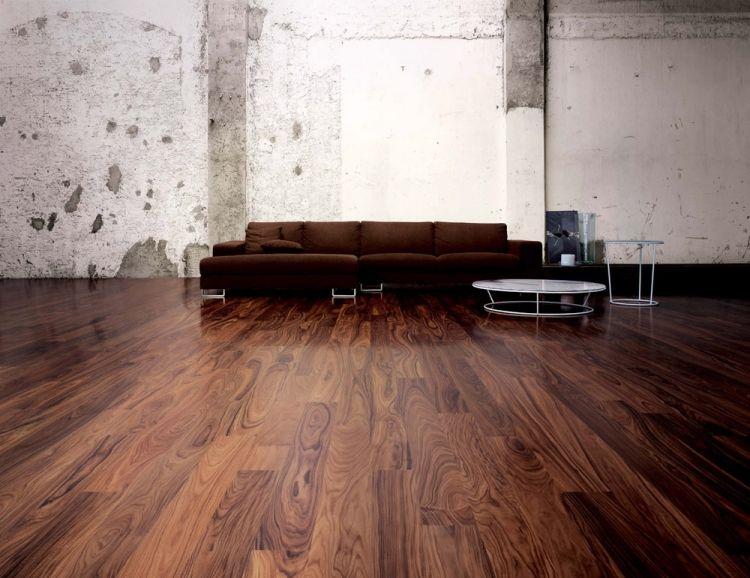 parquet en bois stratifi ou massif conseils et photos. Black Bedroom Furniture Sets. Home Design Ideas