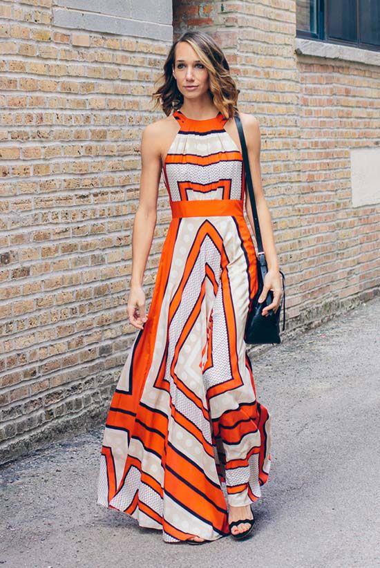 cfefd65847d2 Eliza J Scarf Print Maxi Dress (Regular & Petite)($158 USD)(other prints  here, here & here), 2. Loeffler Randall Piper Wedge ($350 USD), 3.