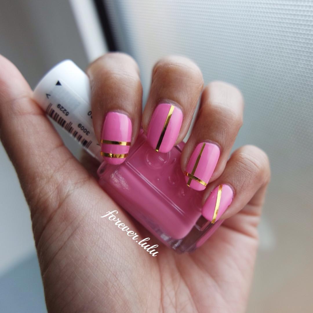 simple nail art , Nägel frische Lackiert ! Es ist die Lovie dovie ...