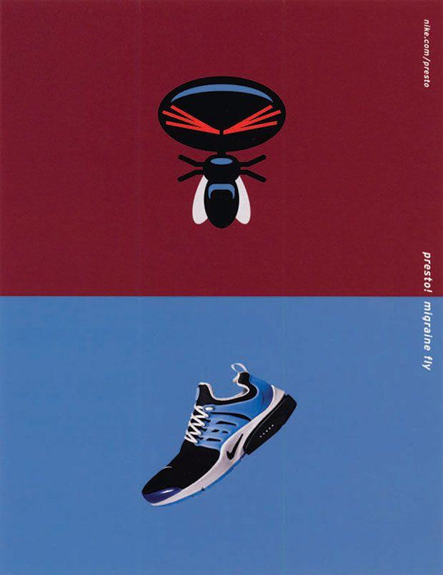Nike Air Presto Ads 2000 Sneakernews Com Nike Air Presto Nike Presto Air Presto