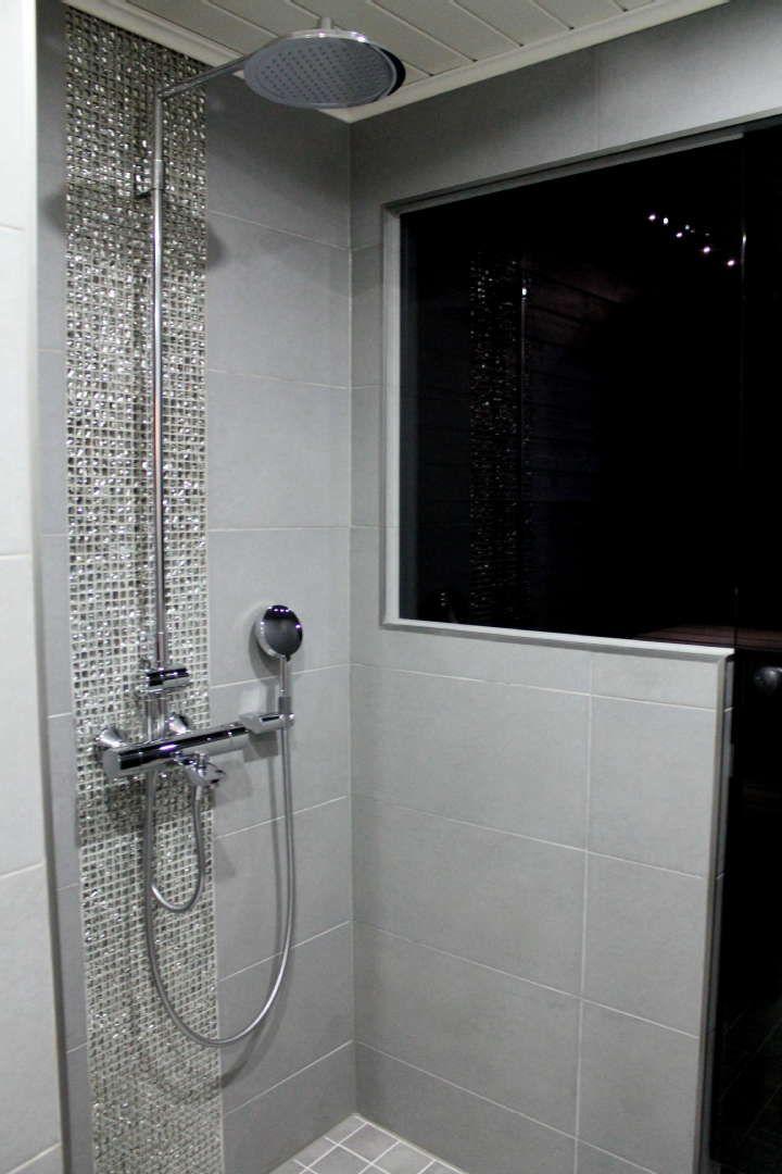 Perinteinen kodinhoitohuone sauna kylpyhuone, Jenni Hynnä, 5460e1be498ef46ec062d53c - Etuovi.com Sisustus