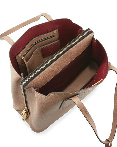 f353cf0320d The Editor Large Pebbled Leather Tote Bag | Stylish- Closet | Bags ...