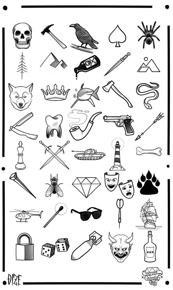 Kleines tattoo ideen männer