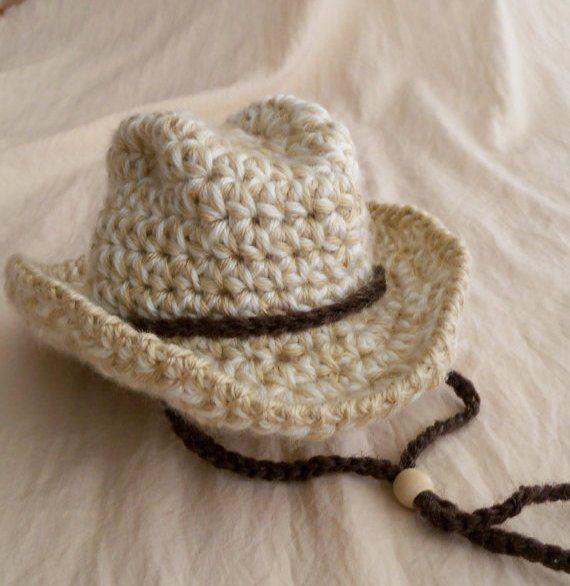 cowboy hat crochet sombrero vaquero pattern # 0