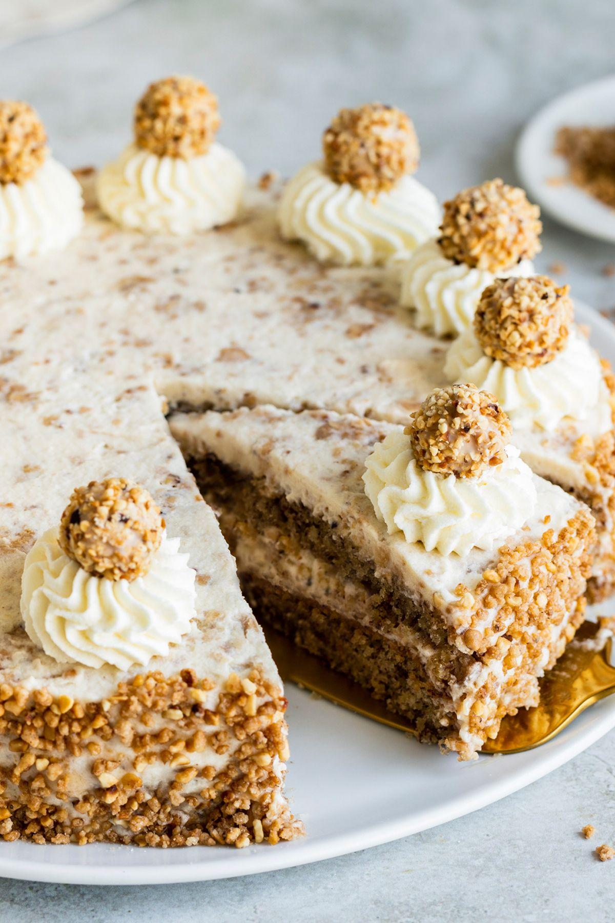 Giotto Torte Einfach Selber Backen Die Besten Backrezepte Mit Gelinggarantie Rezept In 2020 Giotto Torte Rezept Kuchen Und Torten Rezepte Giotto Torte