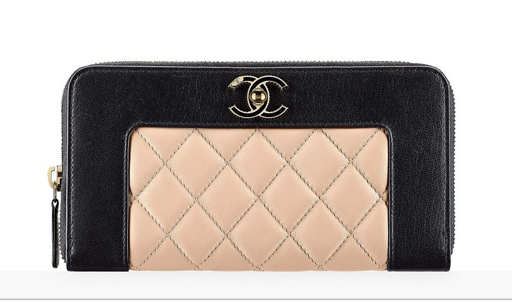 760a814dbaaa Check out 75 Pics Prices for Chanel s Pre-Collection Spring 2017 Wallets,  WOCs and Accessories