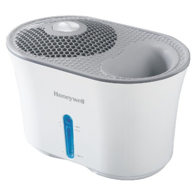 I'm learning all about Honeywell Evaporative Cool Mist