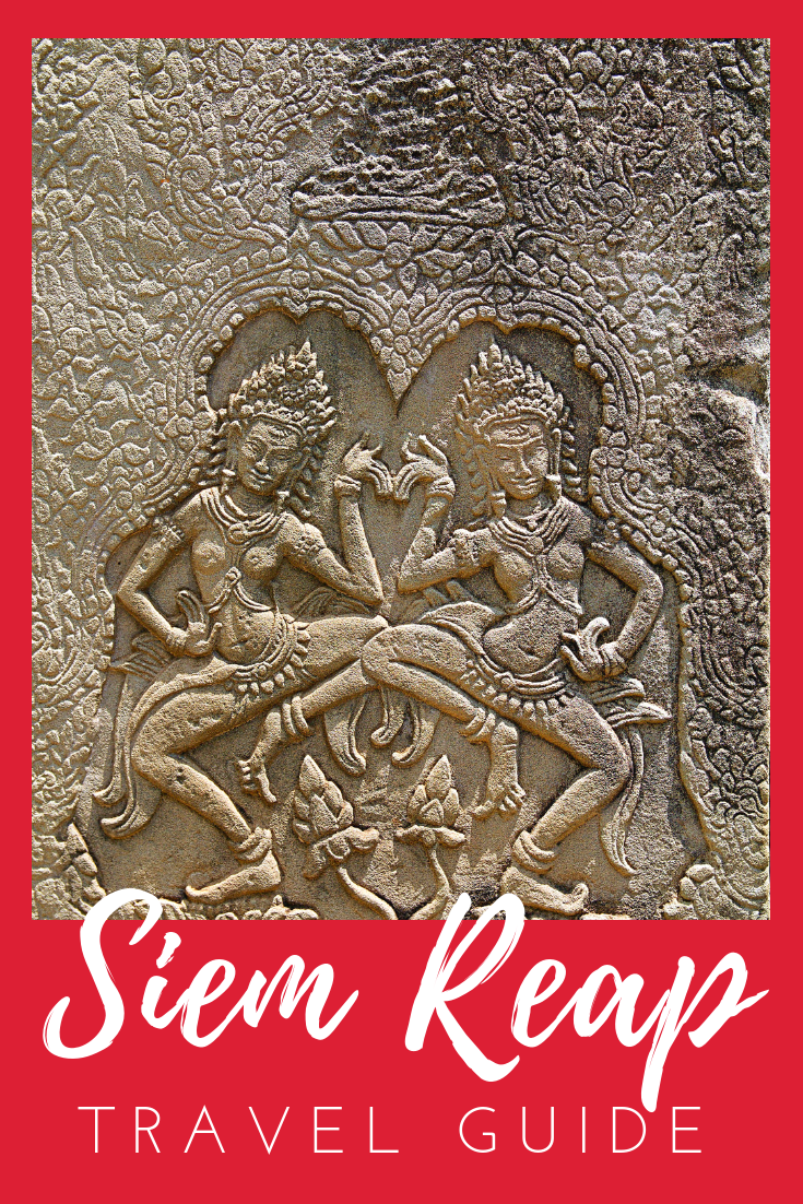 A Siem Reap travel guide. Featuring all the most awesome things to do in Siem Reap when you're done with Angkor Wat! #cambodia #travel #siemreap