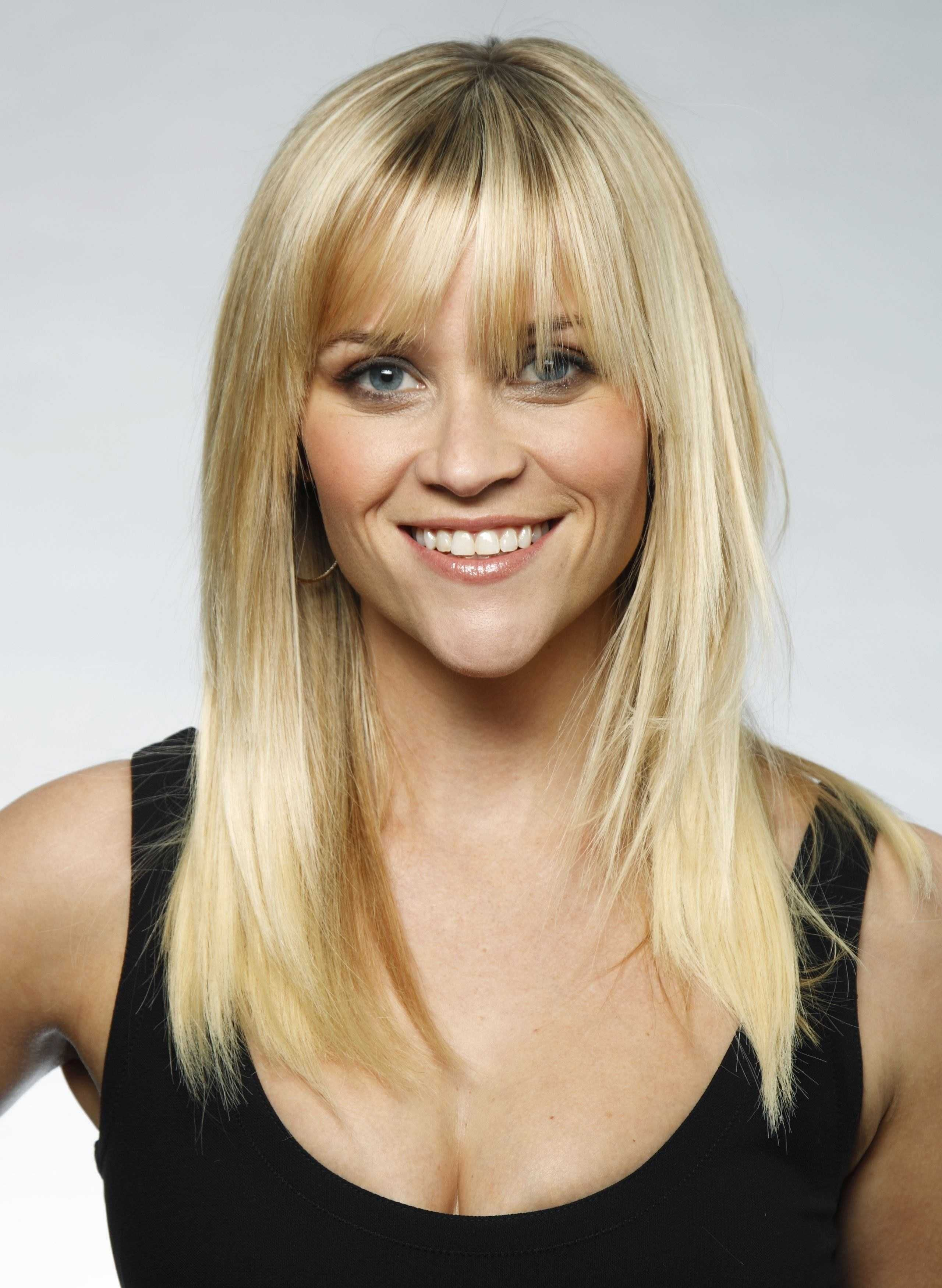 Reese Witherspoon - one of Hollywood's most cheerful and down-to-earth stars.