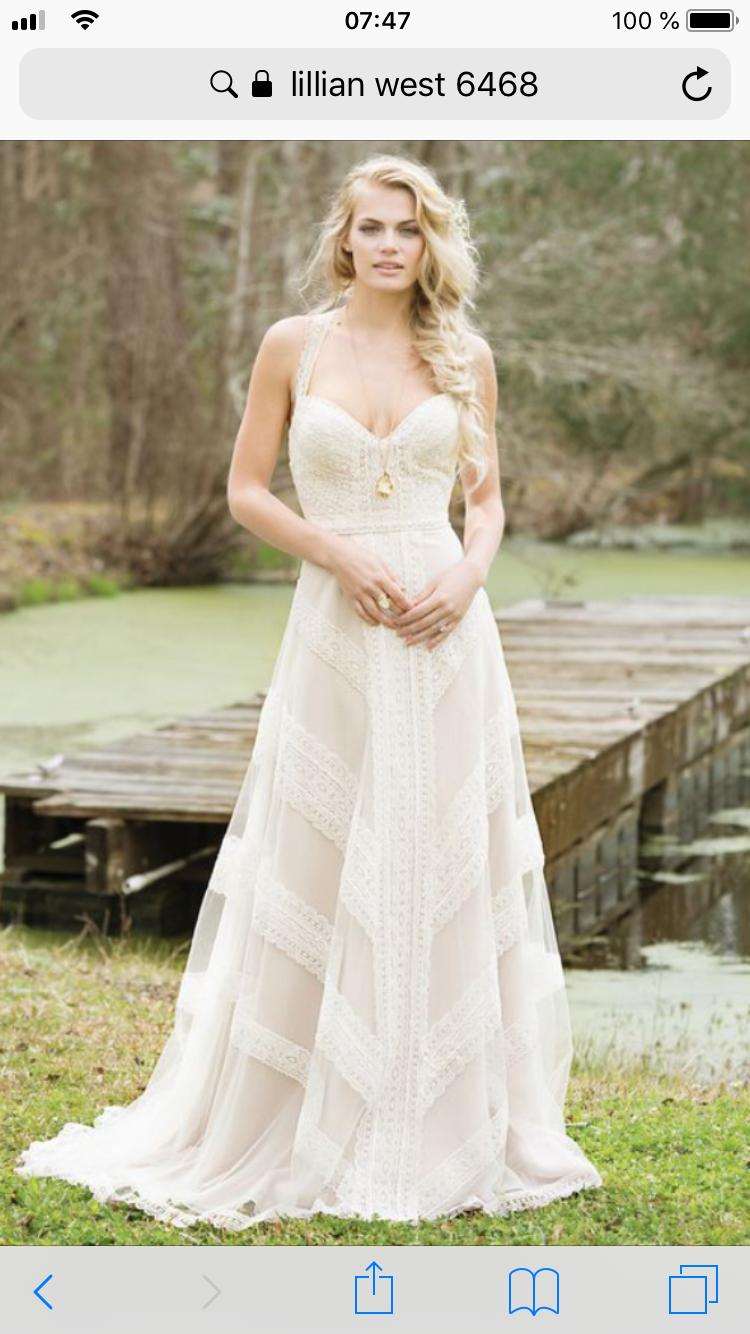 Lillian west wedding dress  Pin by Barbara Gartenfrau on Kleid  Pinterest