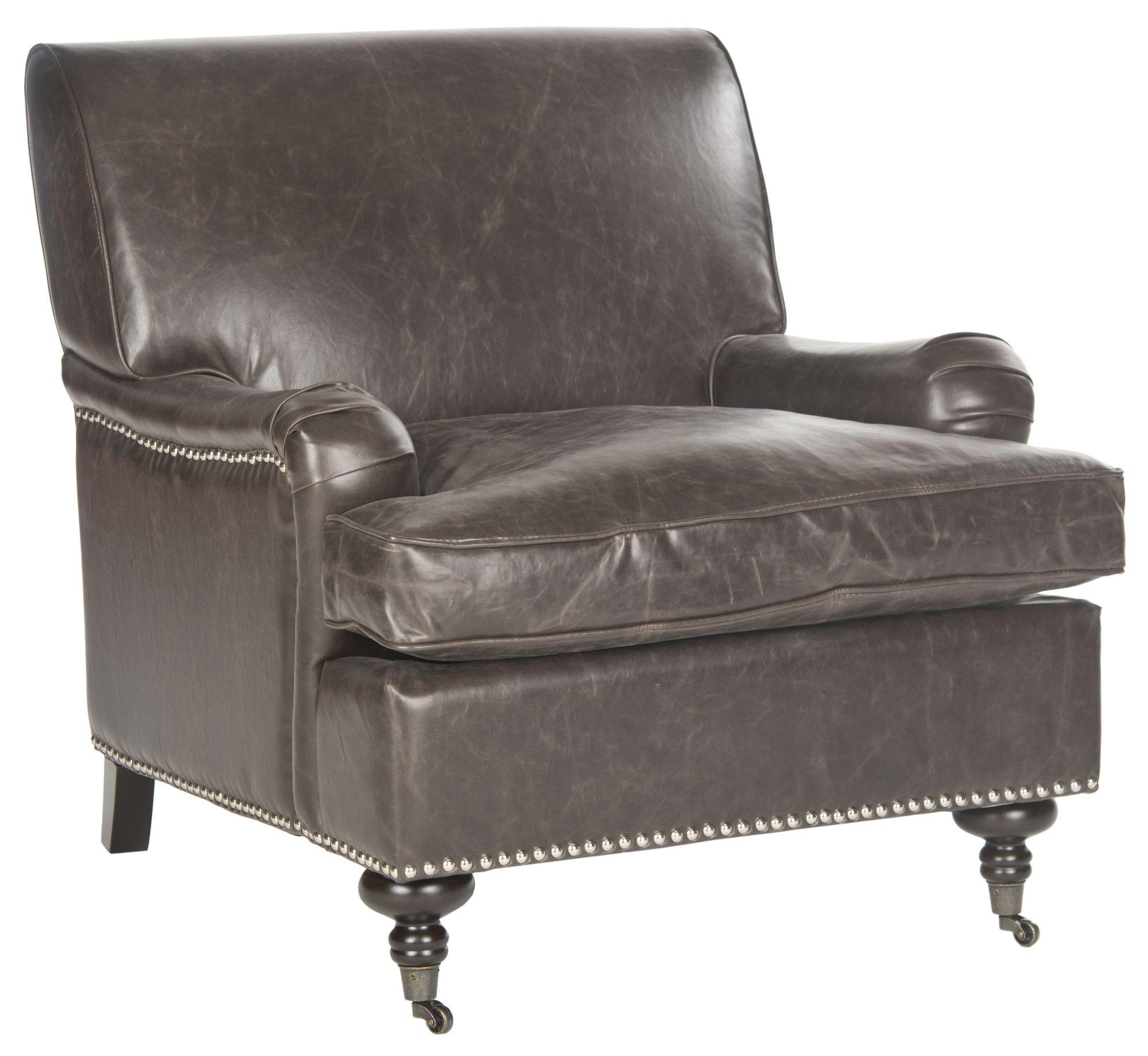 Beau Safavieh Mercer Chloe Club Chair U0026 Reviews | Wayfair