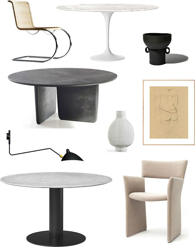 T D C Round Dining Tables Current Picks