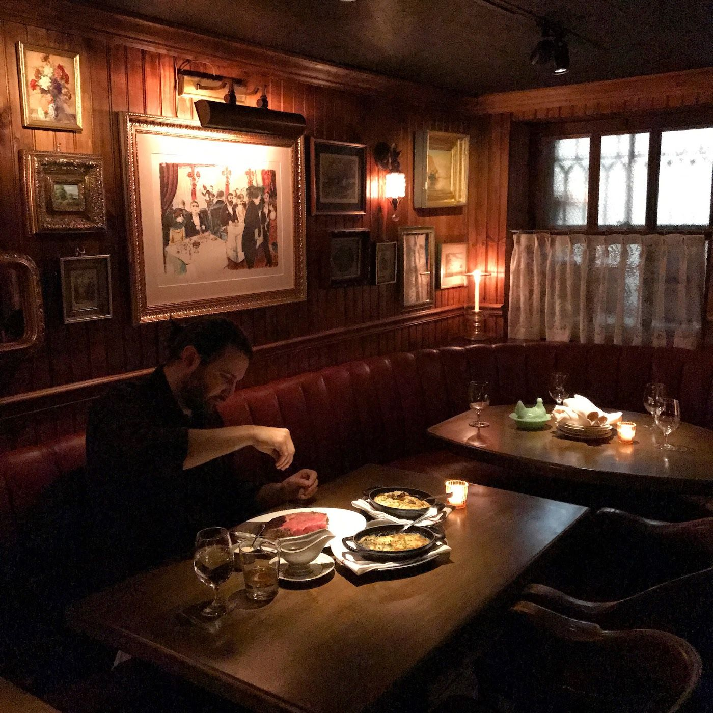 4 Charles Prime Rib New York Restaurant Review Zagat
