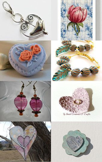 Gifts for your Valentine by Judy Mitchels on Etsy--Pinned with TreasuryPin.com