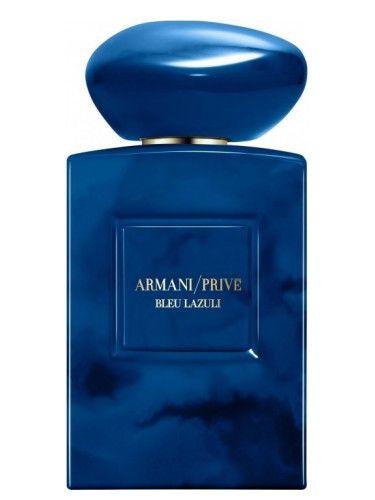 Et Giorgio Femme Armani Privé Pour Bleu Lazuli Homme nN80mw