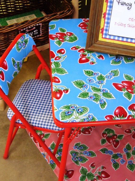 oilcloth crafts - Google Search