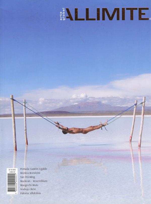 Edición Nº46   Enero-Febrero 2011   En portada Gastón Ugalde