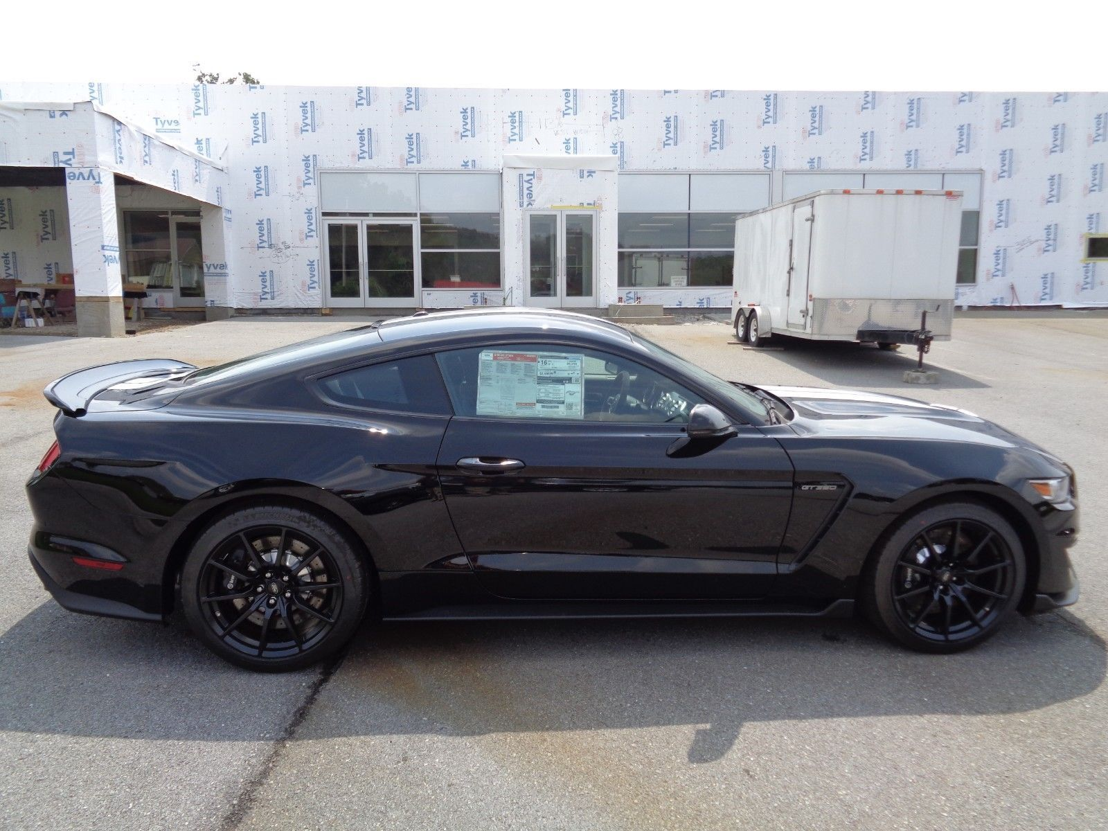 2018 Ford Mustang New 2018 GT Shelby 350 6 Speed Manual Black New