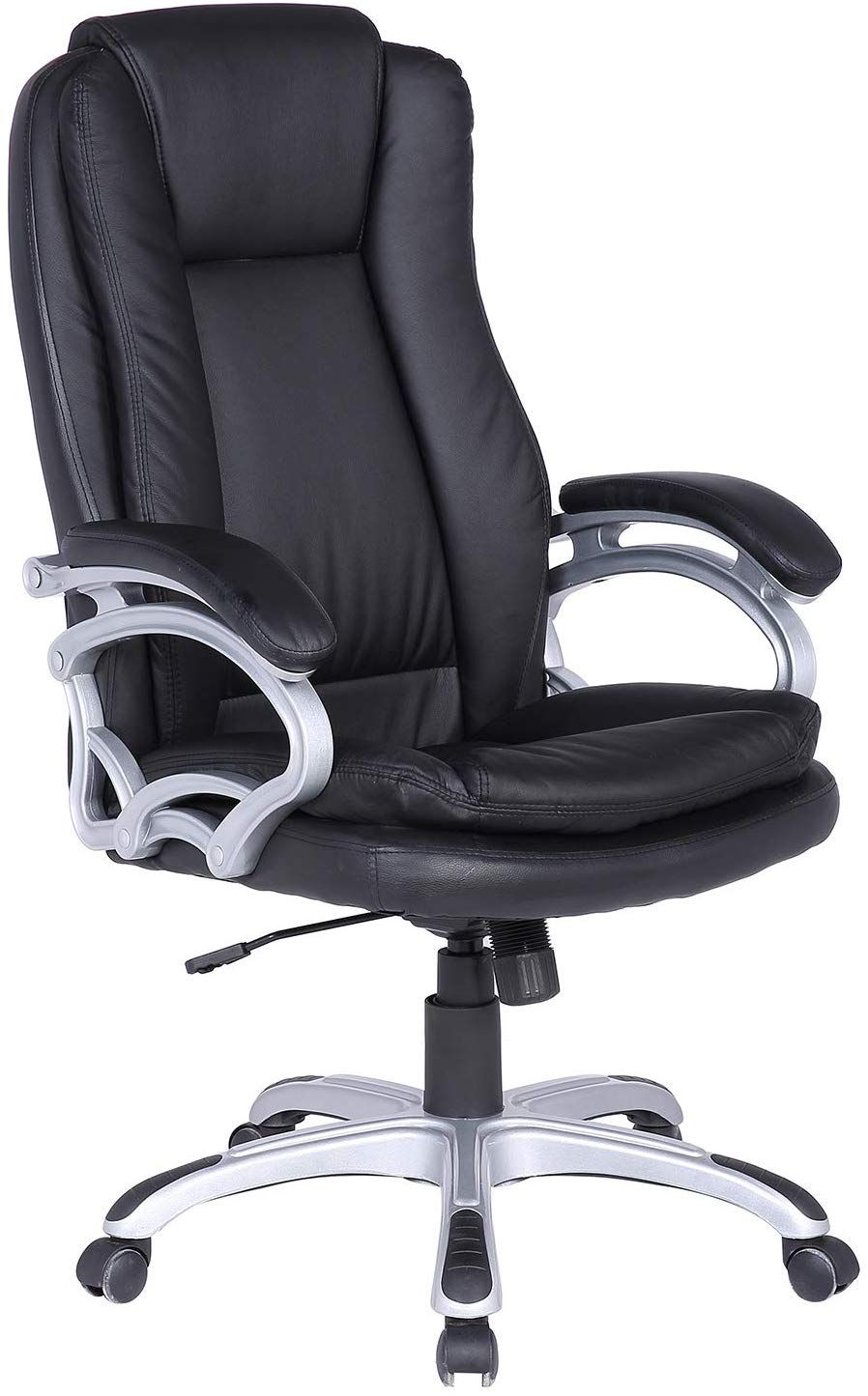 Lch highback office chair with adjustable reclining angle
