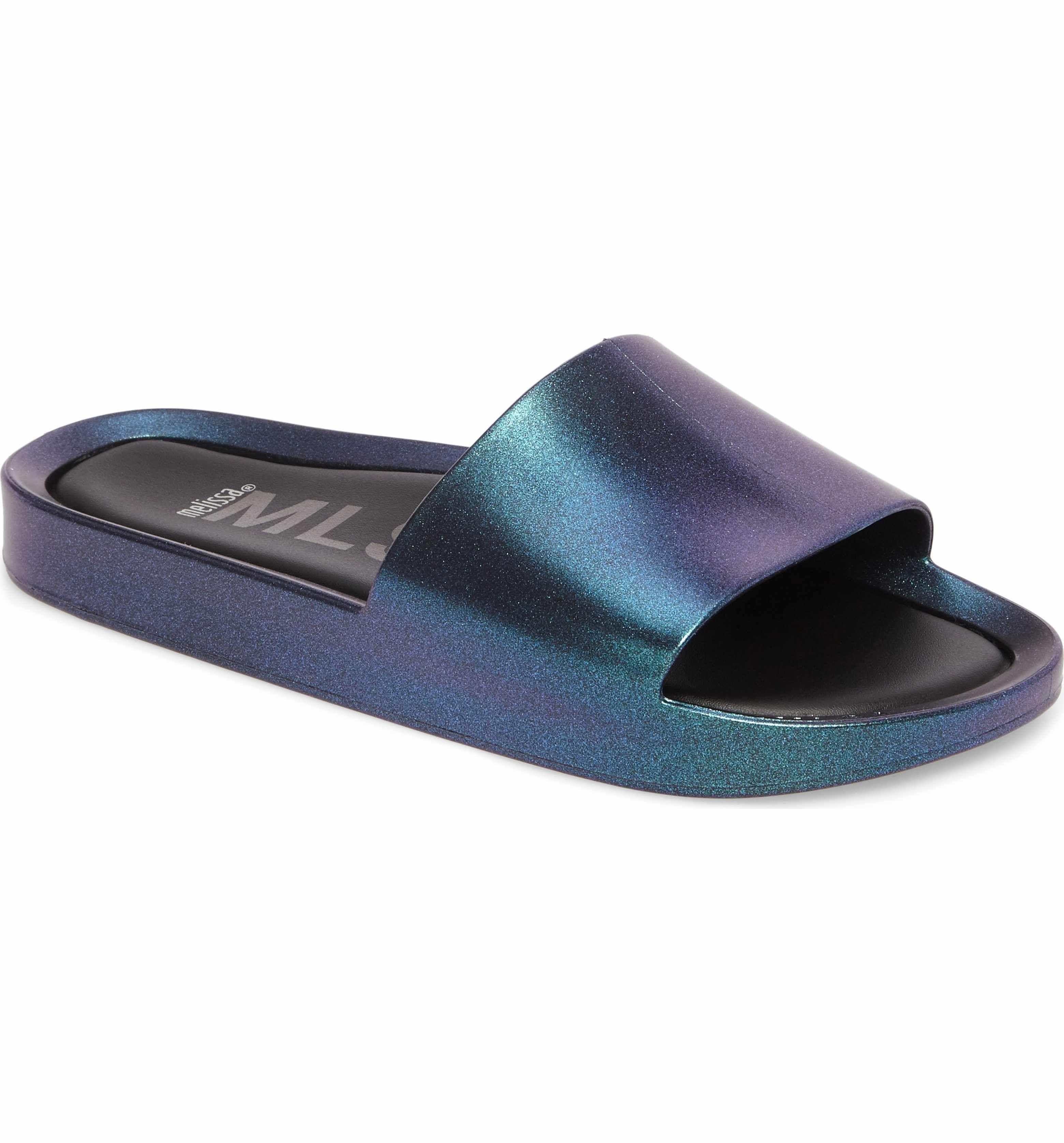 c55f89f7e7 Main Image - Melissa Beach Slide Sandal (Women)