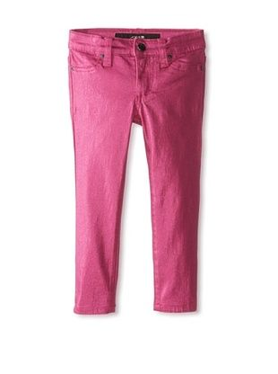 49% OFF Joe's Kid's Glitter Jegging (Wild Orchid)