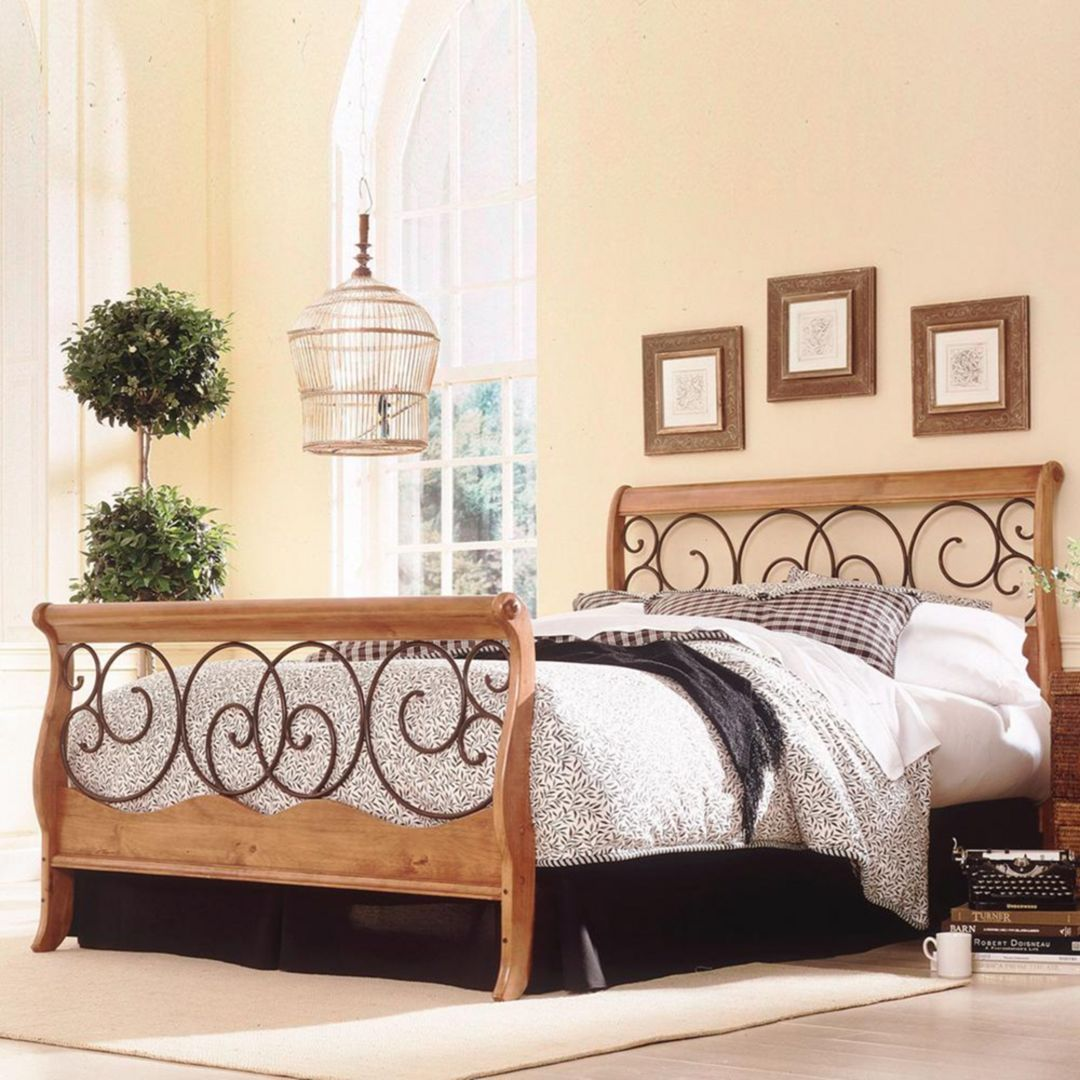 10 Elegant Wooden Bed Designs That Make Your Sleep More