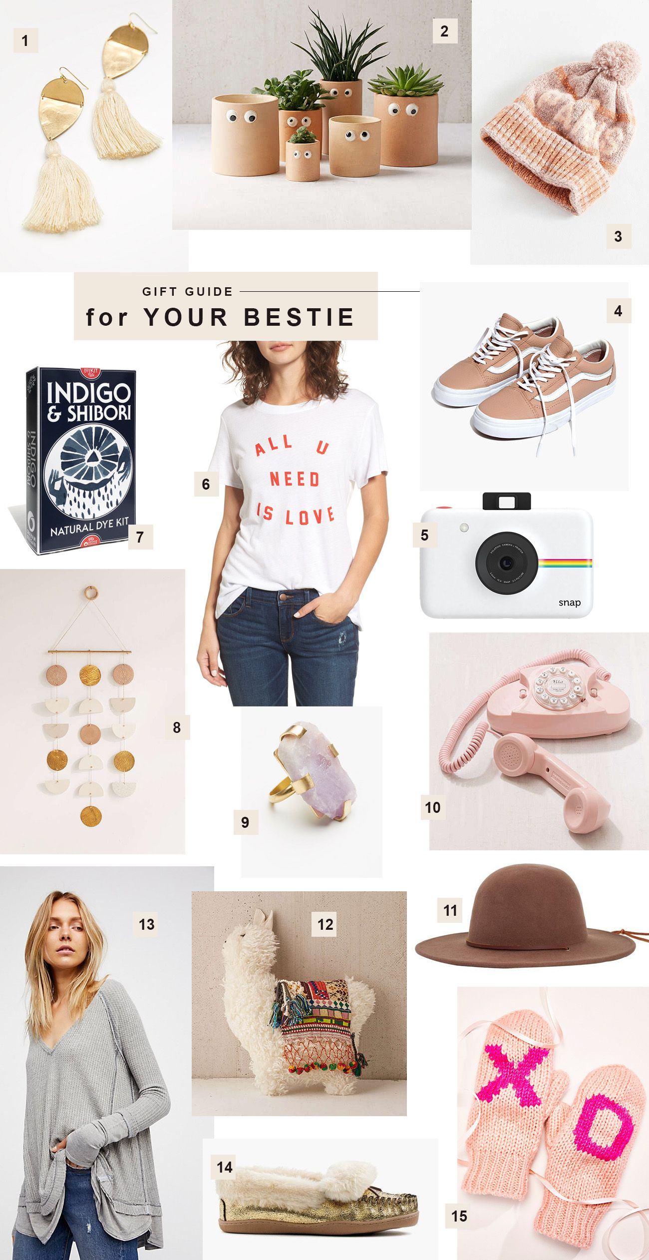 Gift Guide for Your Bestie Gifts for your mom, Gift
