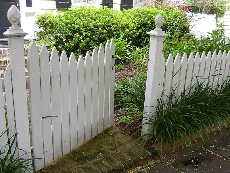 Lovely Fence Crafting Recipe