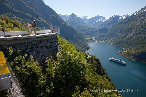 Grande Fjord Hotel Holiday Activities In Geiranger