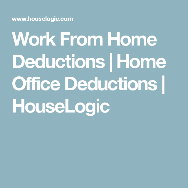 Home Office Tax Deduction: 2 Very Different Ways To Claim