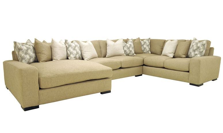 Awesome Sawyer 3 Pc Sectional Sofa With Oversized Chaise Sectional Spiritservingveterans Wood Chair Design Ideas Spiritservingveteransorg
