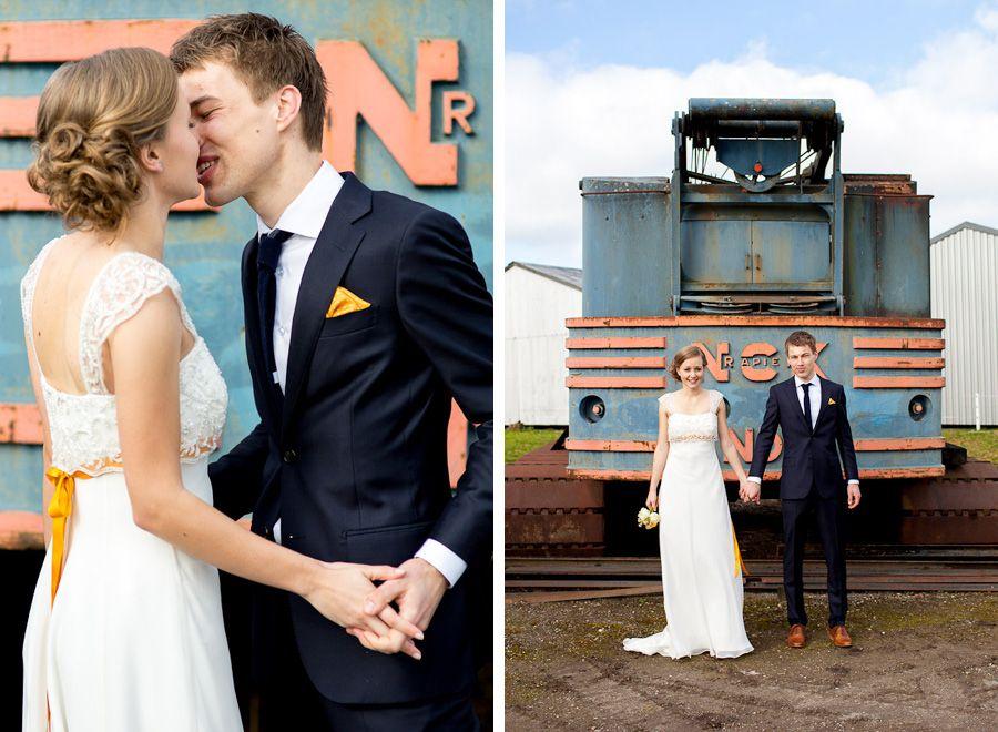 Bruidsfotografie Kampen & Zwolle | Bernard en Vera | Bruidsfotografie Mon et Mine
