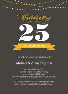 Image result for 20th anniversary invitations pmg emerald city image result for 20th anniversary invitations stopboris Images