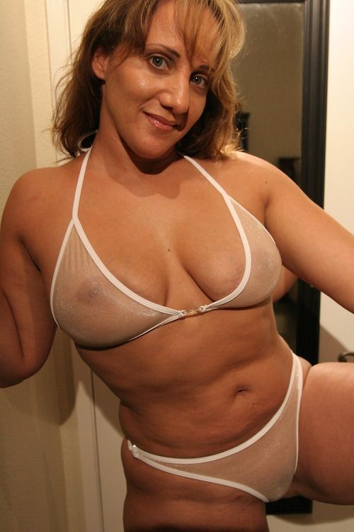 Amateur  fat boobs milf
